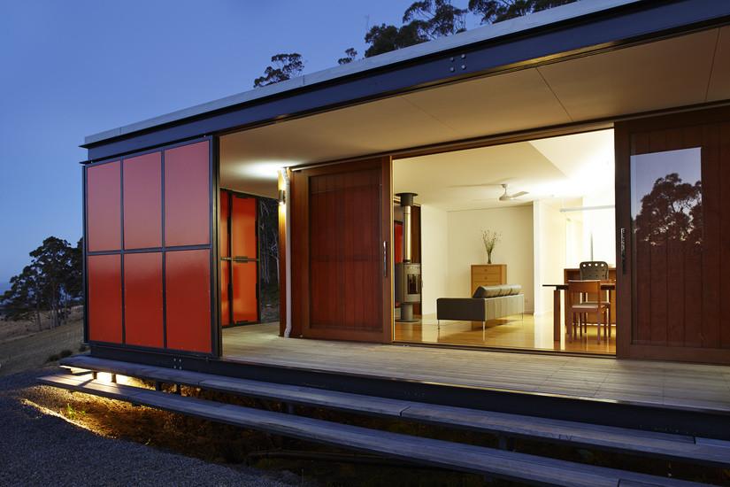 Premaydena House is designed as 'a box inside a box' (6)
