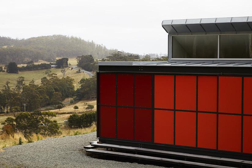 Premaydena House is designed as 'a box inside a box' (8)