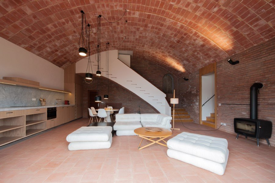 Renovation of a Catalan Architectural Heritage Building (7)