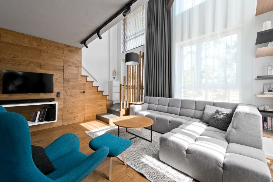 Scandinavian Modern Loft Interior by InArch (14)
