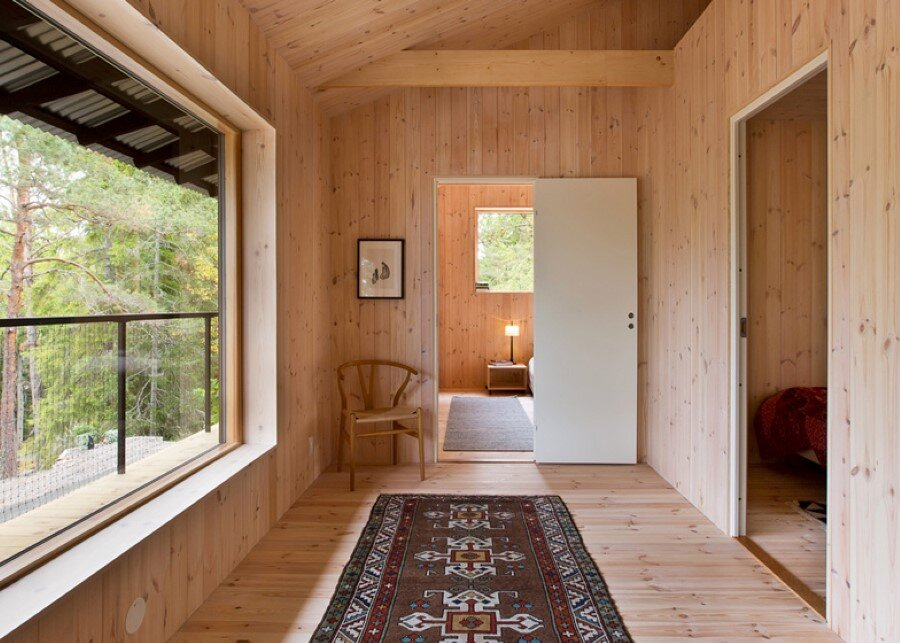 Single Story Vacation House on an Island in the Stockholm Archipelago (17)