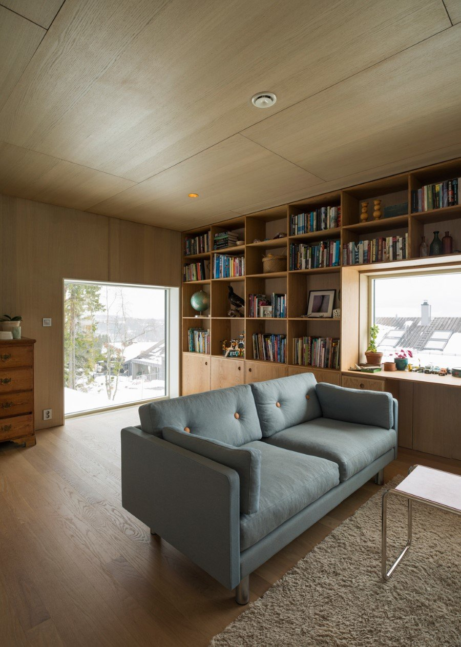"Single family wooden house ""on top of Oslo"" (2)"