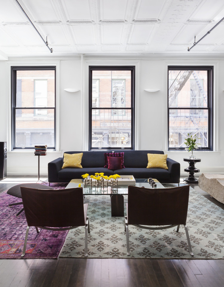 Mercer Street Loft - celebrates both classic, historical elements and modern twists 6
