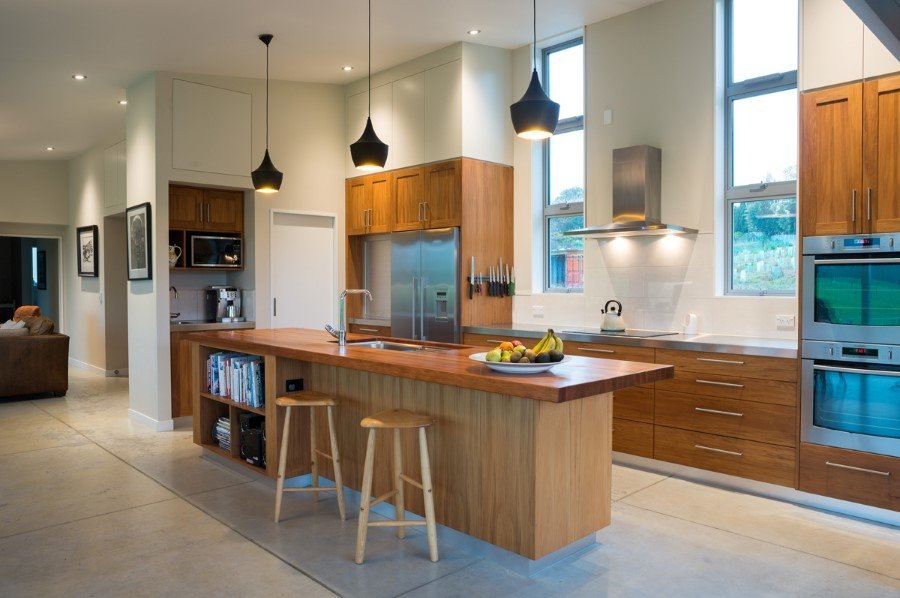 Tasman Lifestyle Home by Bell Stephenson Architects (6)