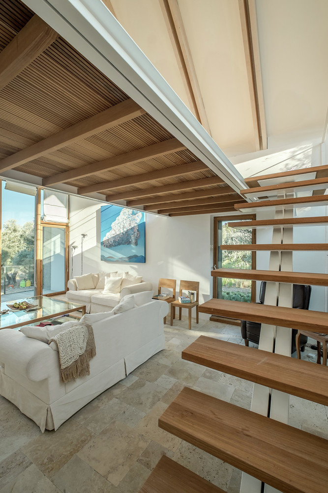 Teke House Architecture Integrates Active and Passive Sustainable Solutions (3)