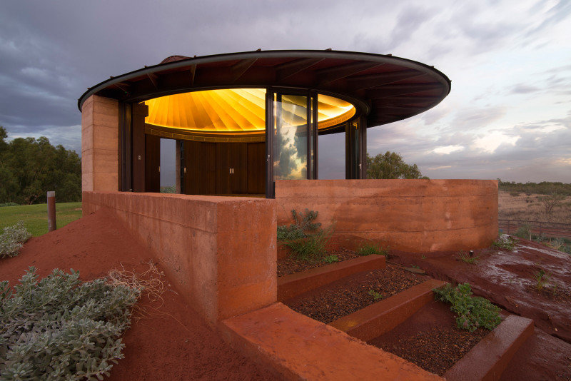 Twelve Earth Covered Residences by Luigi Rosselli Architects (2)