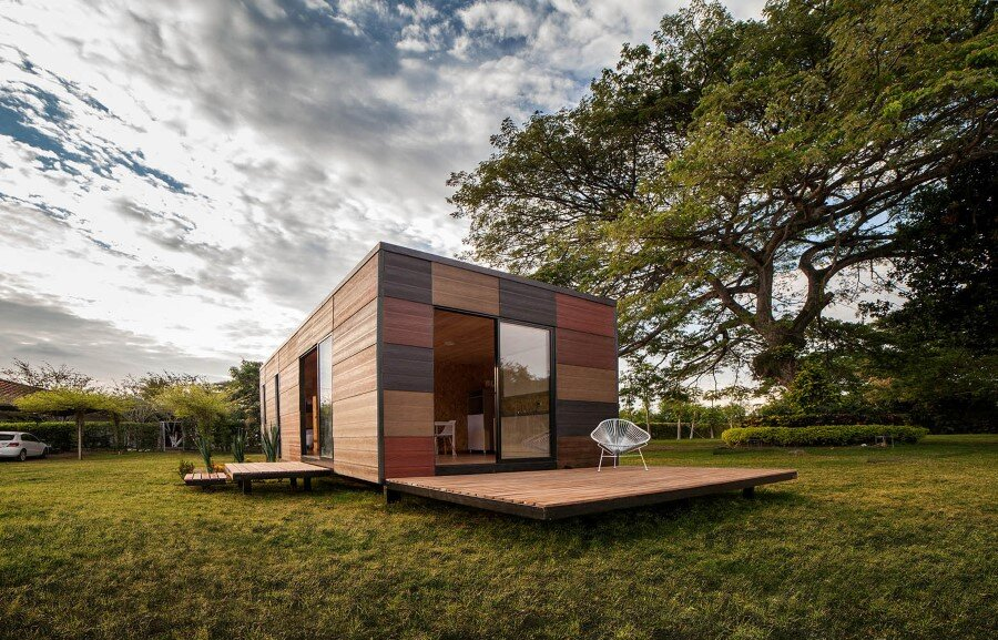 Vimob is a Modular Housing Solution for Areas with Difficult Access (1)