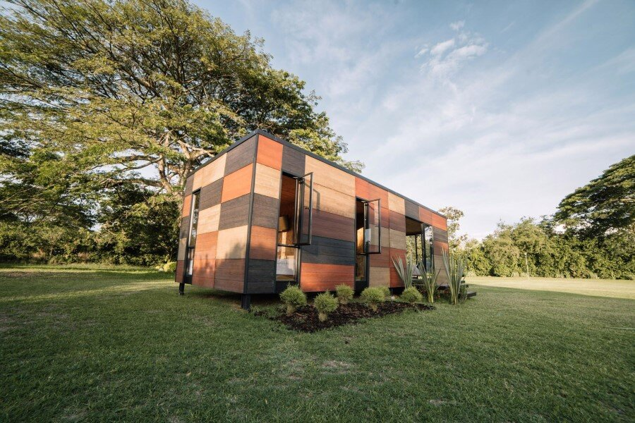 Vimob is a Modular Housing Solution for Areas with Difficult Access (14)