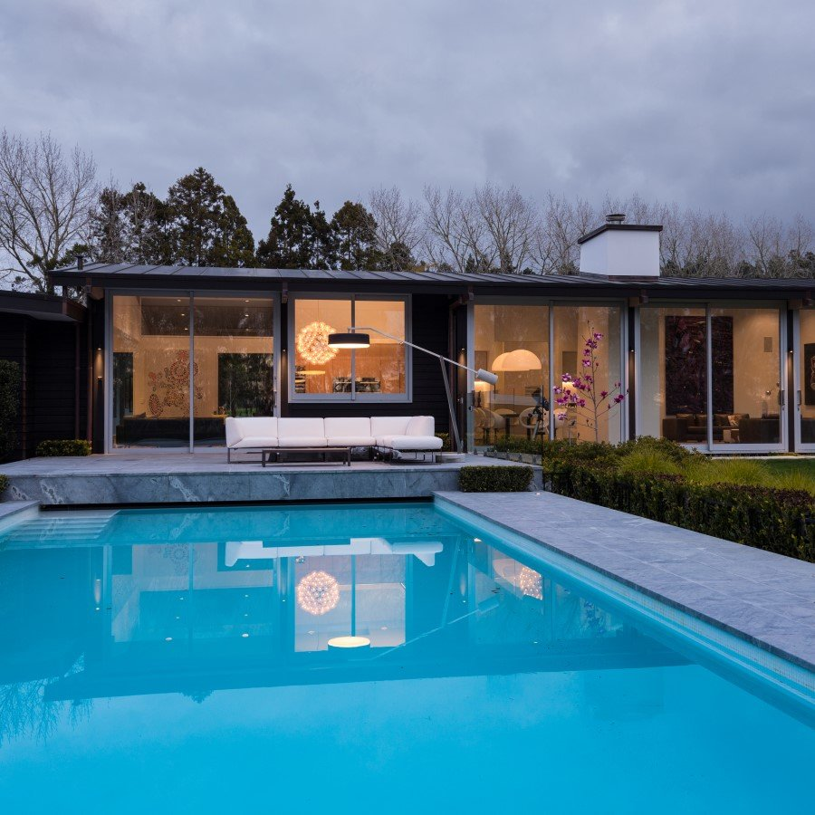 Whitford House by Bonham Interior in Auckland, New Zealand (24)