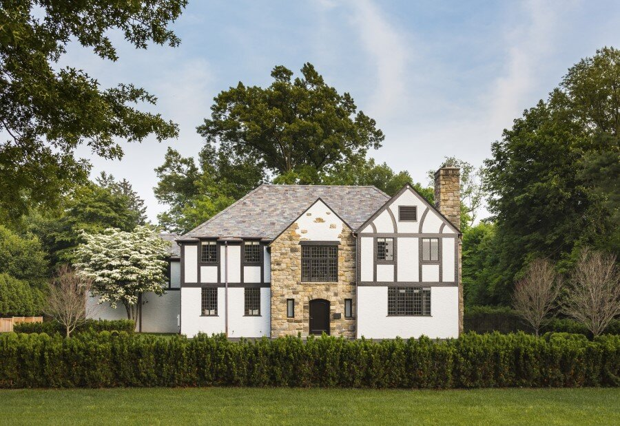 1929 Tudor Style House - Renovation and an Addition (1)