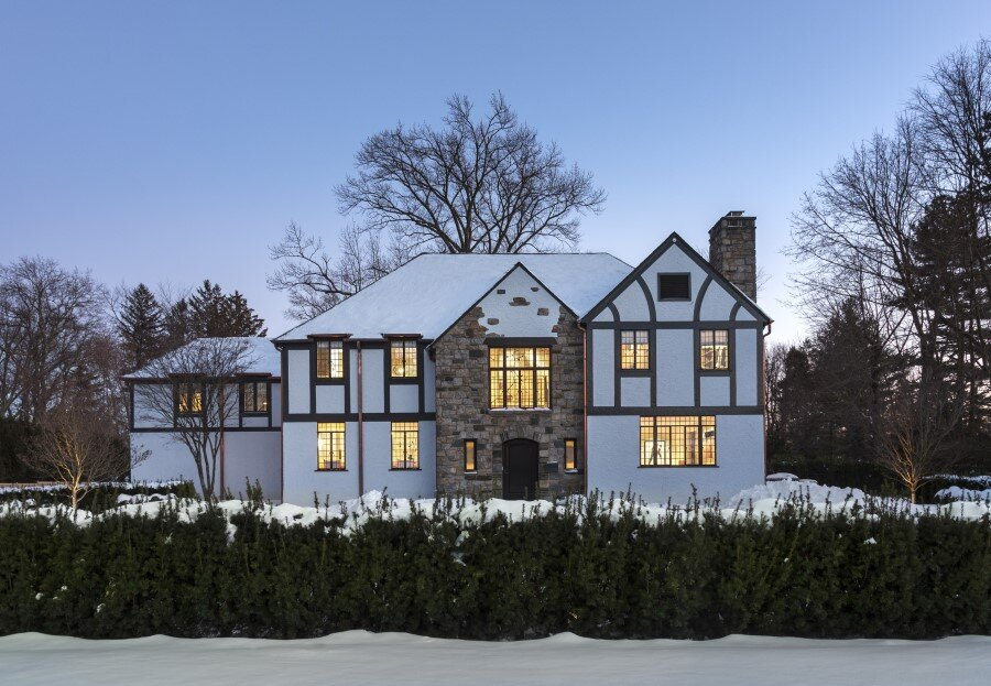 1929 Tudor Style House Renovation And Addition