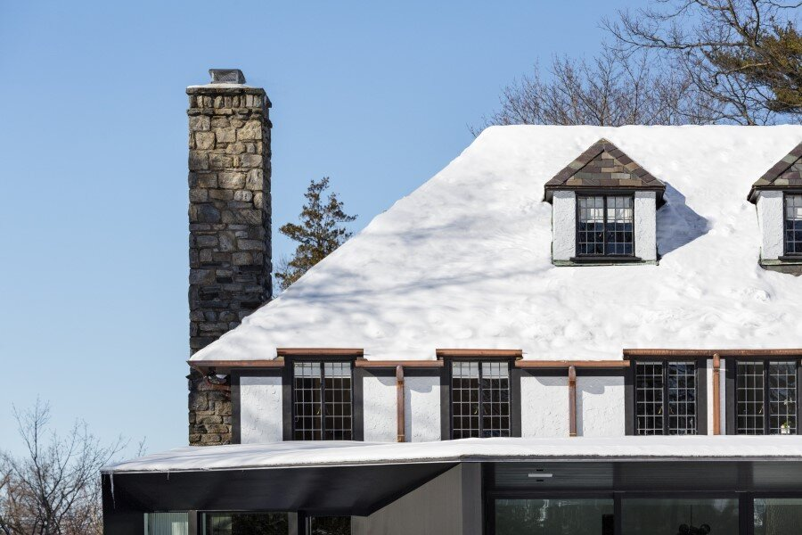 1929 Tudor Style House - Renovation and an Addition (13)