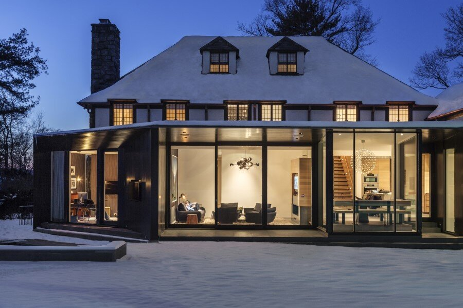 1929 Tudor Style House - Renovation and an Addition (19)