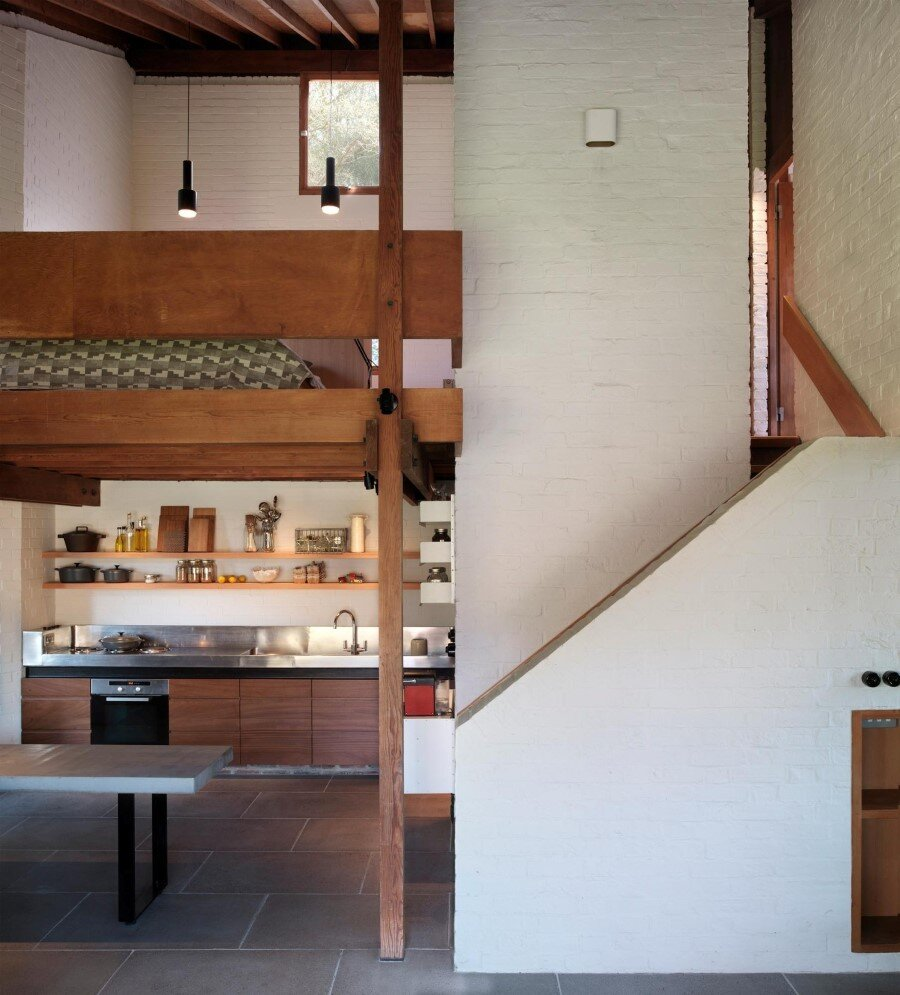 1960's Rural House Extension and Full Retrofit - Ansty Plum by Coppin Dockray Architects (11)