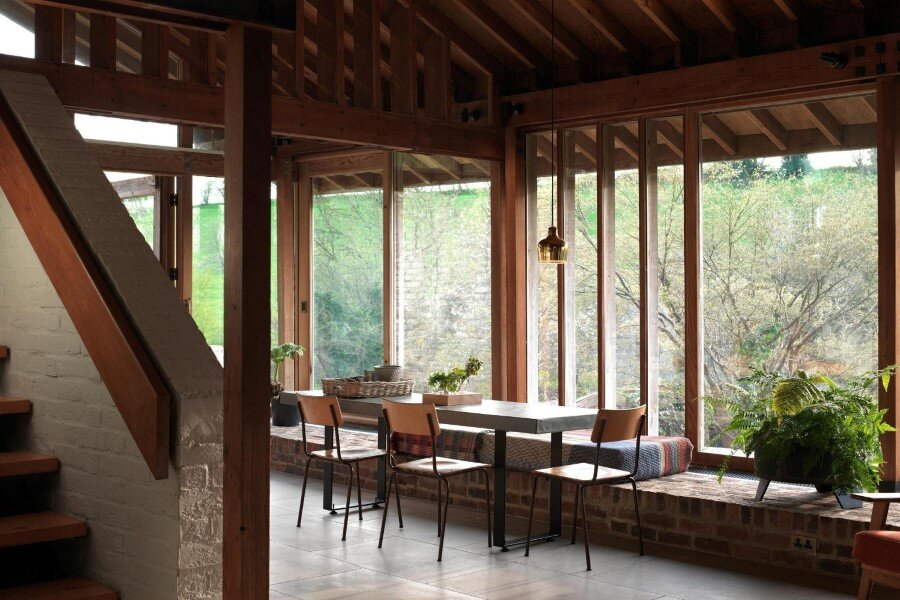 1960's Rural House Extension and Full Retrofit - Ansty Plum by Coppin Dockray Architects (9)