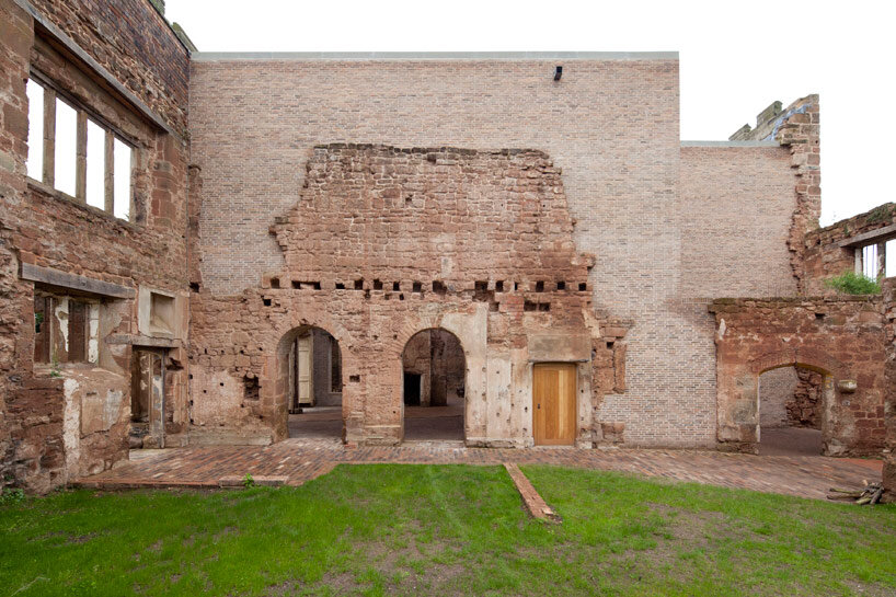Astley Castle Renovation by Witherford Watson Mann Architects (7)