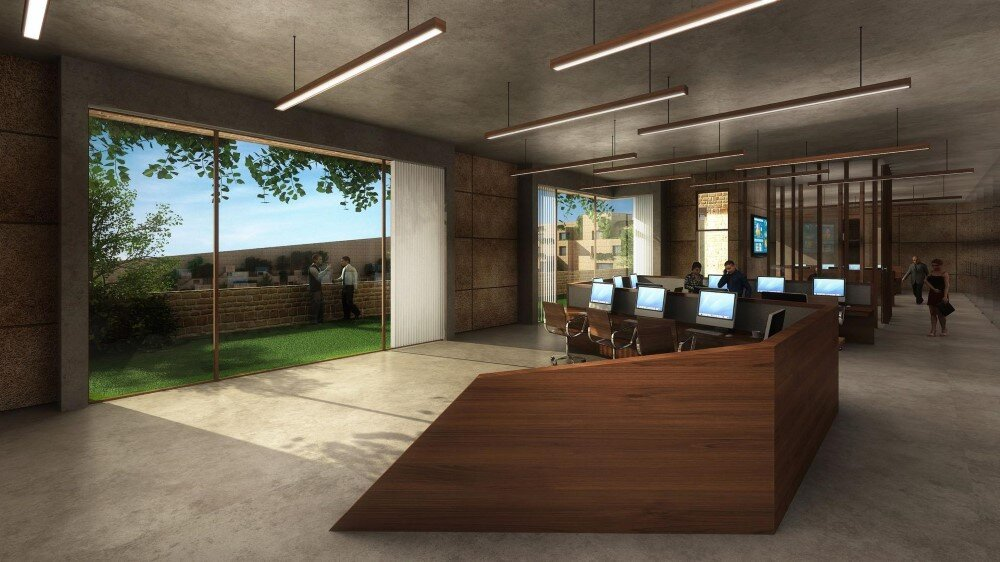 Best office space of the year 2015 in india for Best office design in the world