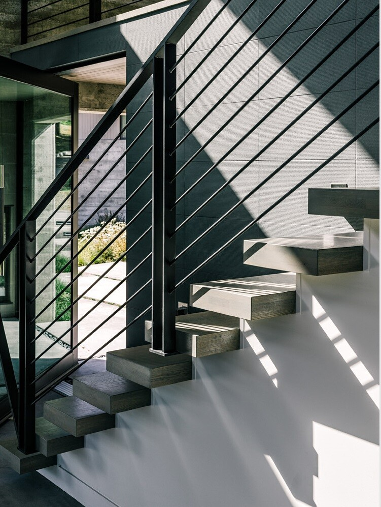 Butterfly Retreat with an Inspired and Modern Aesthetics (9)
