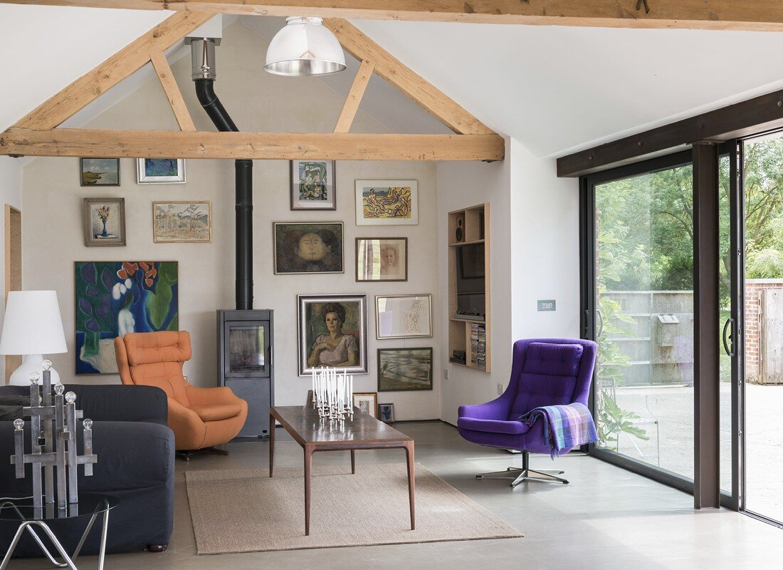 Contemporary barn conversion - Abbey Hall in the Picturesque Town of Eye (3)