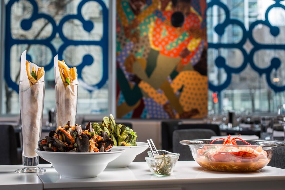 Etre Avec Toi (ê.a.t.) an Innovative Dining Experience at W Montréal (17)