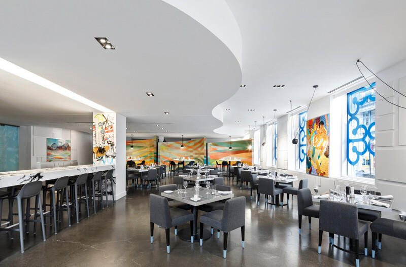 Etre Avec Toi (ê.a.t.) an Innovative Dining Experience at W Montréal (6)