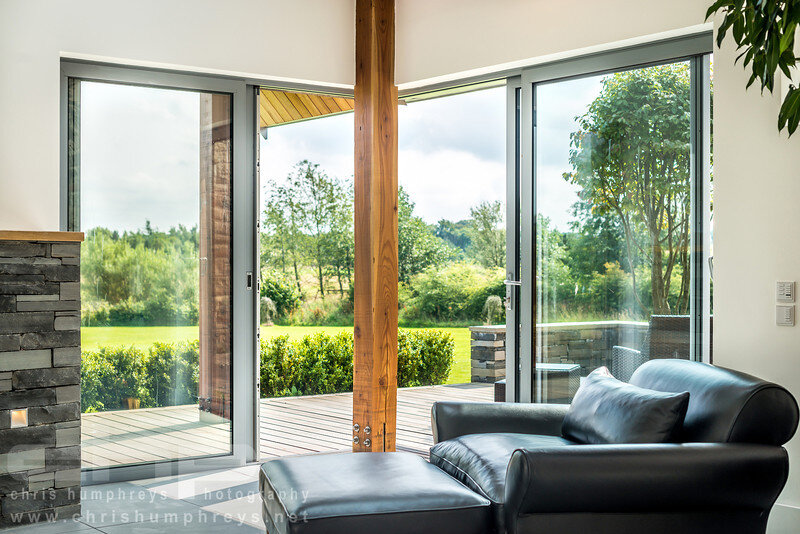 Garden Room Extension - contemporary refurbishment in West Lothian (4)