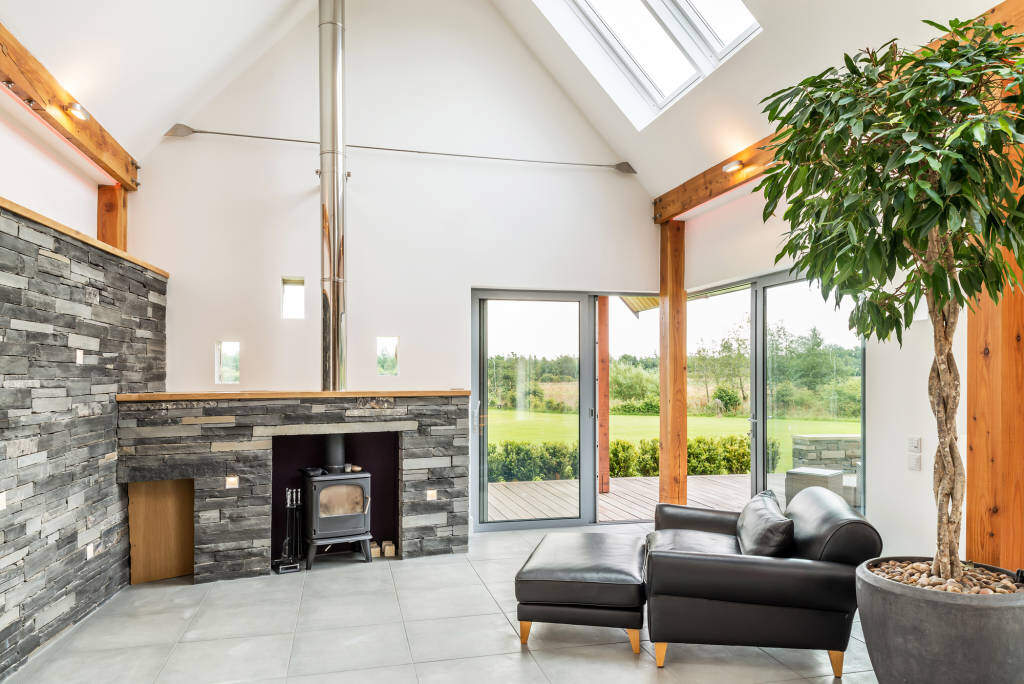 Garden Room Extension - contemporary refurbishment in West Lothian (5)