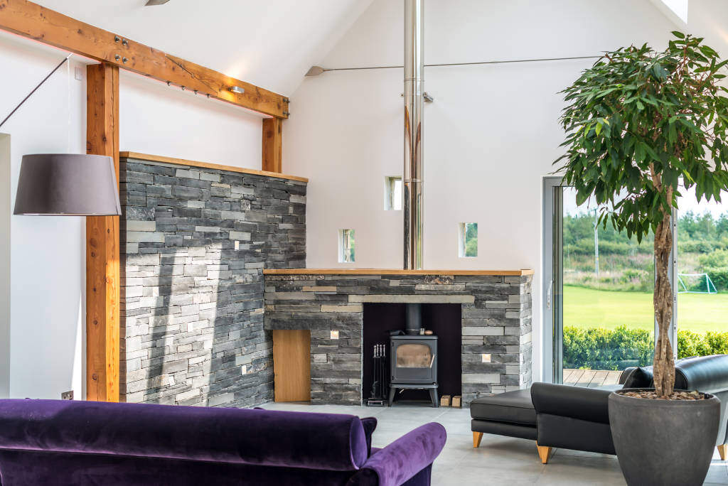 Garden Room Extension - contemporary refurbishment in West Lothian (8)