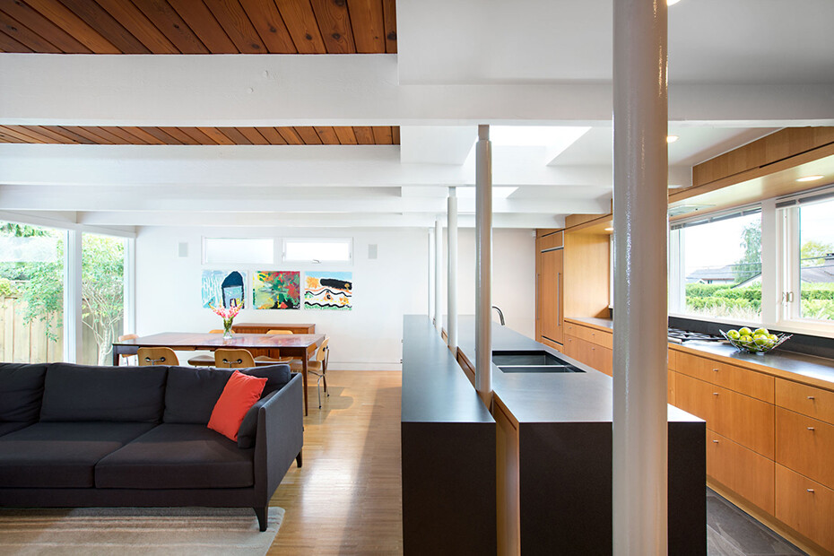 Glenview House - Renovation of a Mid 50′s House (8)