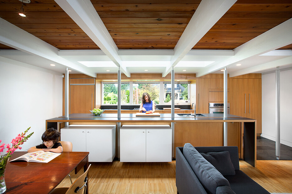 Glenview House - Renovation of a Mid 50′s House (9)