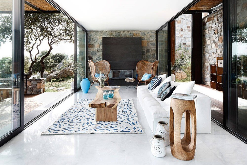 Gumus Su Villas - Mix of Local Architecture and Modern Design (11)