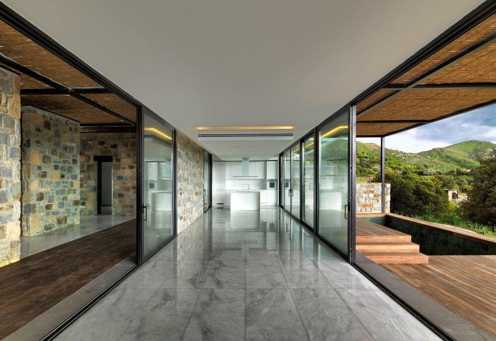 Gumus Su Villas - Mix of Local Architecture and Modern Design (13)