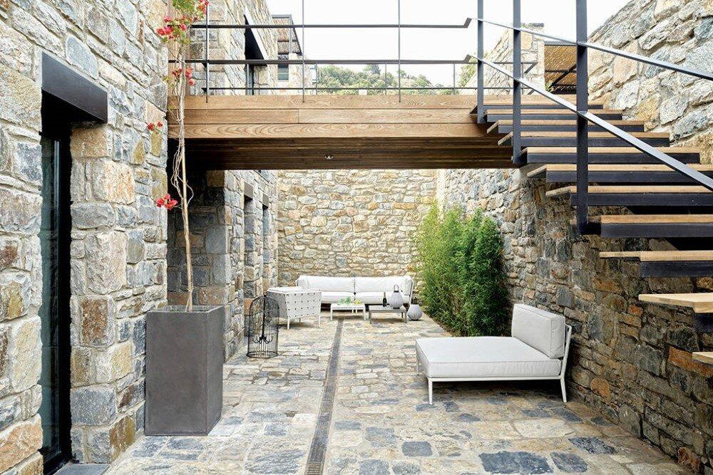 Gumus Su Villas - Mix of Local Architecture and Modern Design (16)