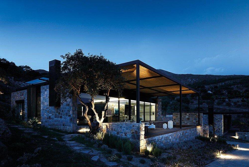 Gumus Su Villas - Mix of Local Architecture and Modern Design (17)