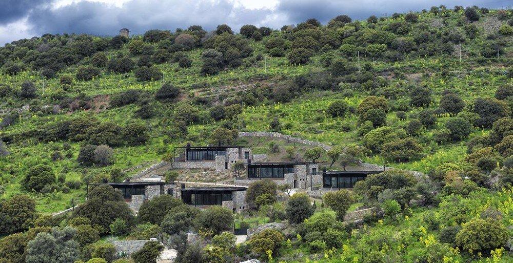 Gumus Su Villas - Mix of Local Architecture and Modern Design (18)