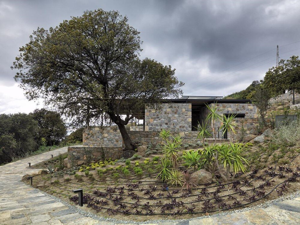 Gumus Su Villas - Mix of Local Architecture and Modern Design (19)