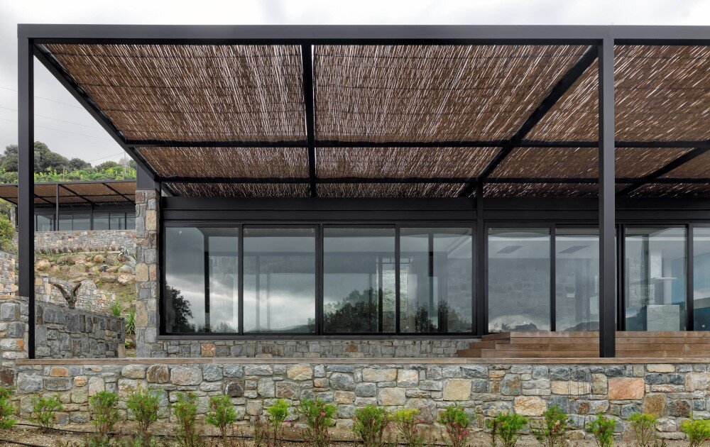 Gumus Su Villas - Mix of Local Architecture and Modern Design (2)