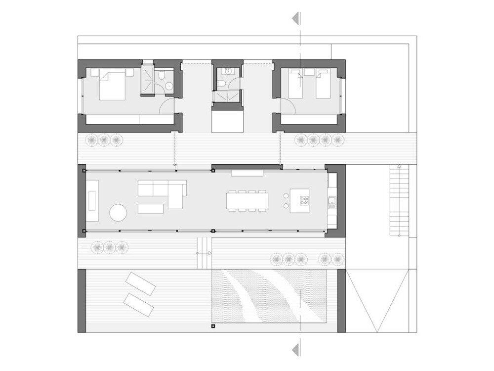 Gumus Su Villas - Mix of Local Architecture and Modern Design (21)