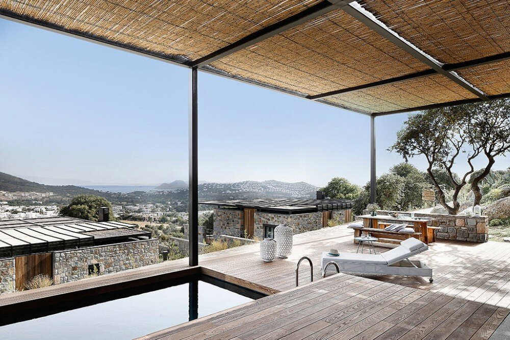 Gumus Su Villas - Mix of Local Architecture and Modern Design (3)