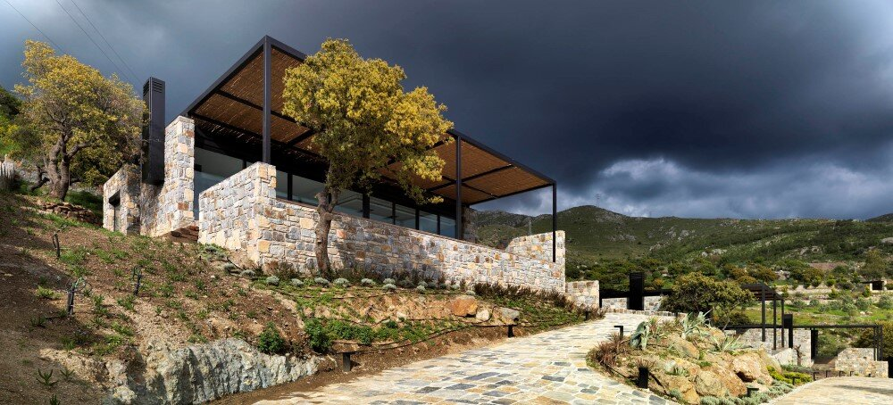 Gumus Su Villas - Mix of Local Architecture and Modern Design (4)