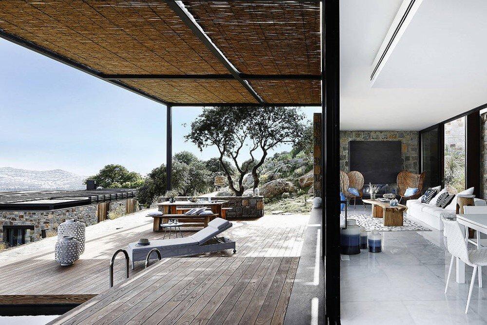 Gumus Su Villas - Mix of Local Architecture and Modern Design (6)