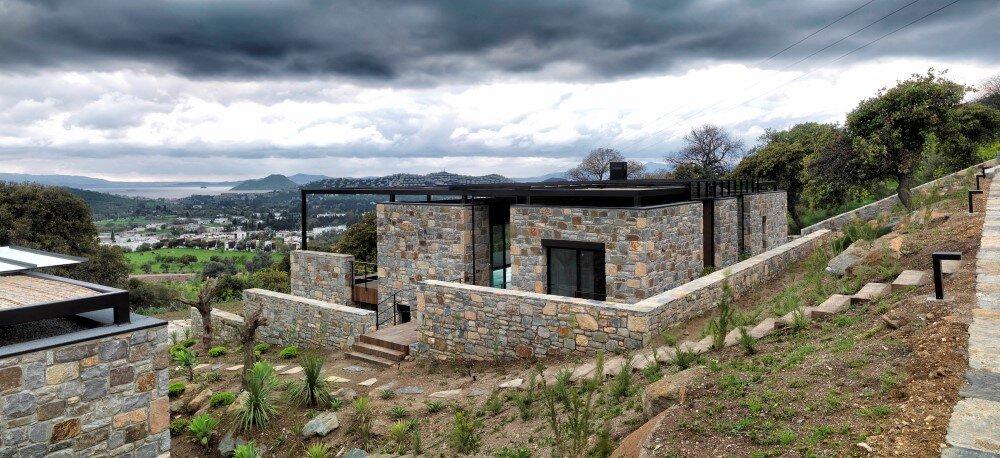 Gumus Su Villas - Mix of Local Architecture and Modern Design (8)