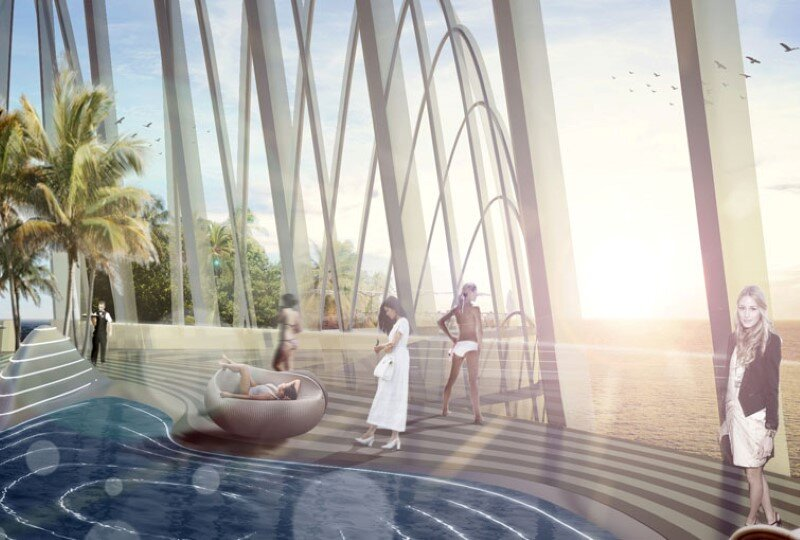 Hainan Ocean Flower Resort by LAVA (7)
