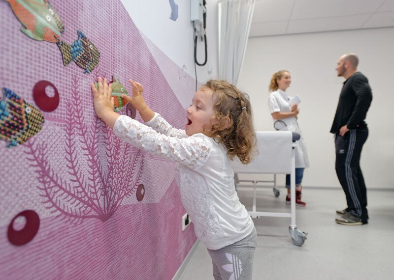 Juliana Children's Hospital - Healthcare Design with Creative Technology and Storytelling (14)