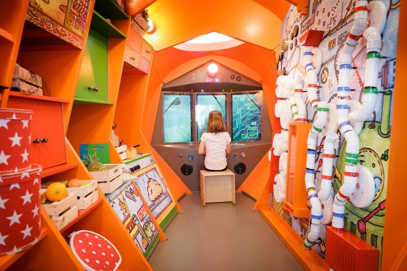 Juliana Children's Hospital - Healthcare Design with Creative Technology and Storytelling (4)