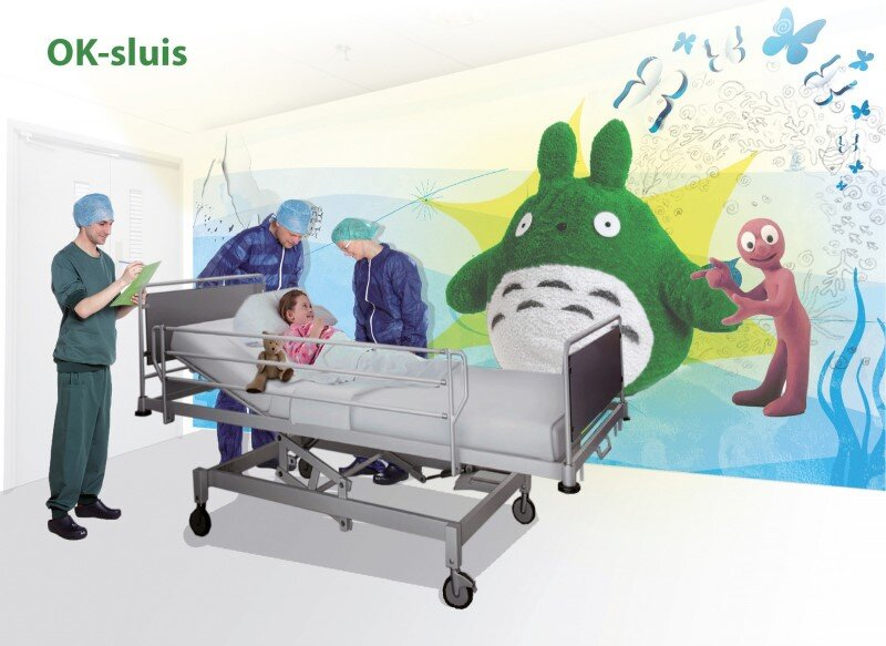 Juliana Children's Hospital - Healthcare Design with Creative Technology and Storytelling (6)