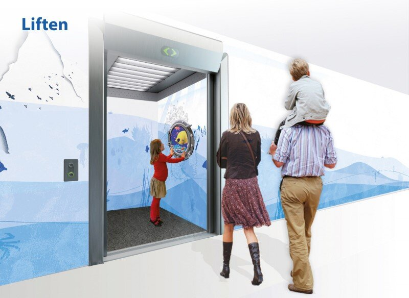 Juliana Children's Hospital - Healthcare Design with Creative Technology and Storytelling (8)