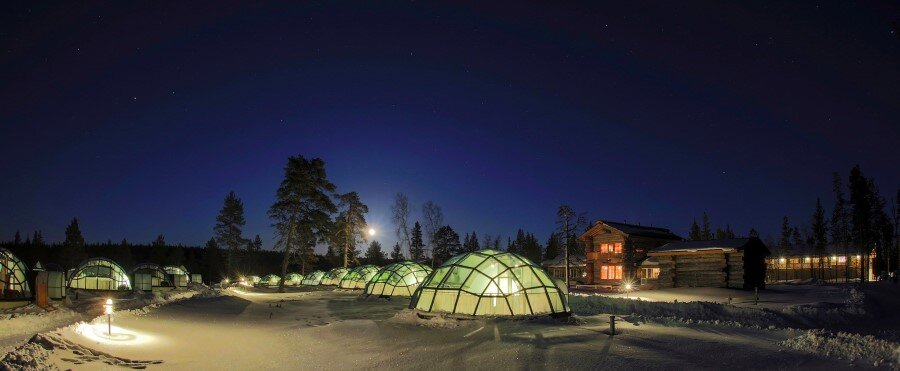 Kakslauttanen Arctic Resort in Finnish Lapland (10)