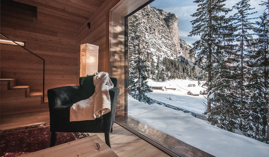 Mountain Lodge Tamersc Inspired by Alpine Traditions in South Tyrol (2)