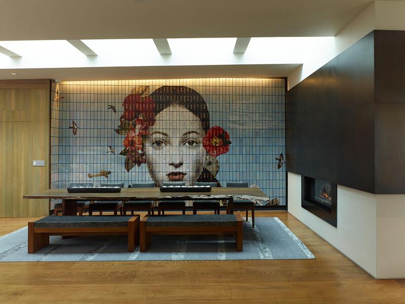 Penthouse Loft - mosaic